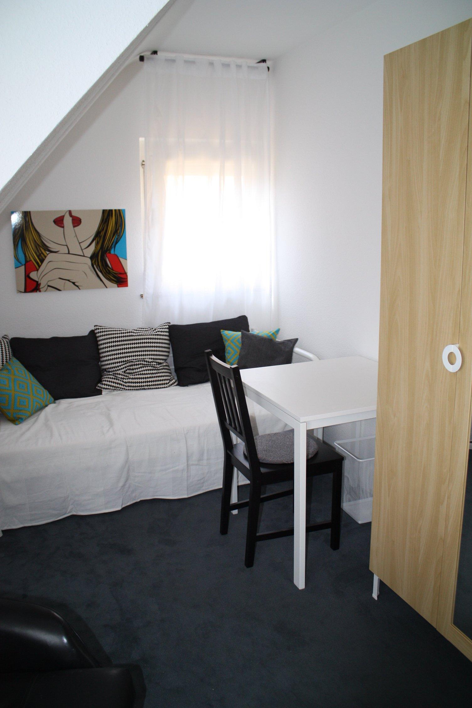 freiraum das kleine zimmer. Black Bedroom Furniture Sets. Home Design Ideas